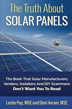The truth About Solar Panels Bookv