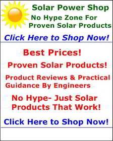Solar Shop Banner